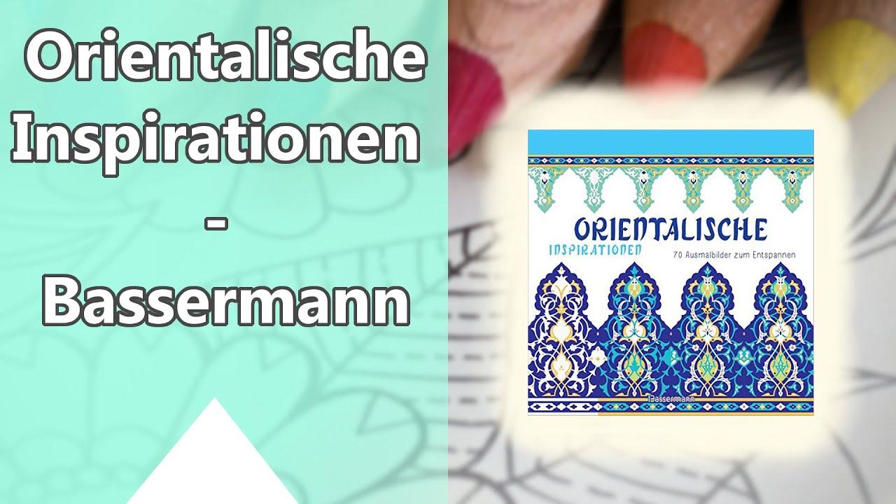 Orientalische Inspirationen - 70 Ausmalbilder zum Entspannen ...