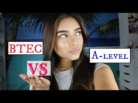BTEC VS A-LEVEL | Pros And Cons | COLLEGE VS SIXTH FORM | Tashfia Mahmud