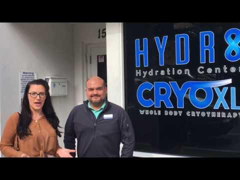 Ep.  1 Hydr8 Sarasota FL | Marketing On Main