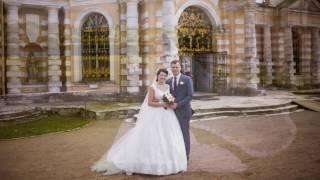 Свадьба Ольги и Алексея (Кусково)