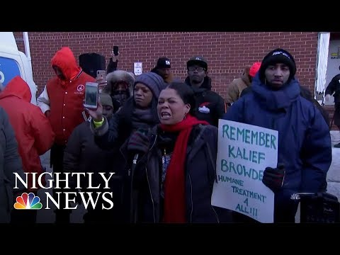 Heated Protests Outside Brooklyn Jail Where Workers, Inmates Went Days Without Heat | Nightly News Mp3