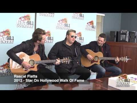 Rascal Flatts - These Days (Acoustic)