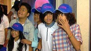 Coboy Junior menganggap fans seperti saudara ? - Intens 14 Juni  2013