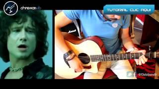 Lady Blue - ENRIQUE BUNBURY - Cover Guitarra Acustico Tutorial Christianvib