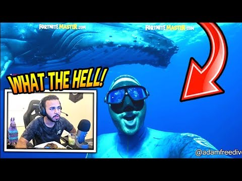 """HAMLINZ REACTS TO """"DAILY DOSE OF INTERNET!"""" Fortnite FUNNY & SAVAGE Moments"""