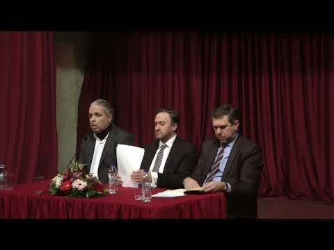 Ν. Λυγερός: Στρατηγική αντιμετώπιση του Πρωτοκόλλου Εισδοχής Σκοπίων. Μεσολόγγι,  15/02/2019
