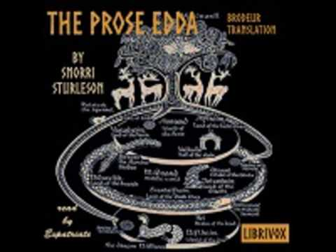 THE PROSE EDDA (BRODEUR TRANSLATION) by Snorri Sturleson FULL AUDIOBOOK | Best Audiobooks