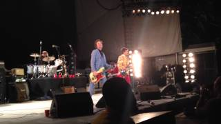 The Replacements: Favorite Thing. 9/19/2014 Forest Hills, Queens, NYC