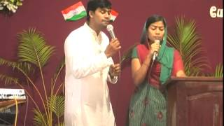 Christian song Tamil   pray for India   Hand of Jesus ministry