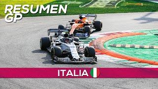 Resumen GP Italia F1 2020 - Sainz roza una victoria que se lleva Gasly |SoyMotor.com