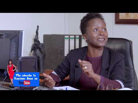 Professional liar. Kansiime Anne.  African Comedy.