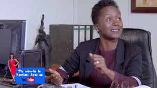 Professional liar. Kansiime Anne. African Comedy