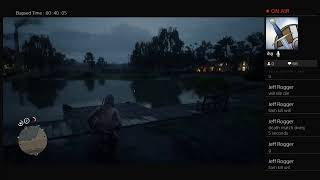 Rdr2 online ft liam (Dare game)