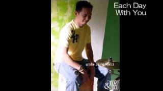 Each Day With You by Nyoy Volante with Mannos