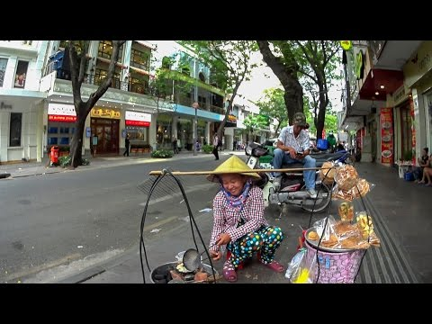 Dong Khoi Street || Former: Catinat St - Tu Do St || Vietnam Discovery Travel