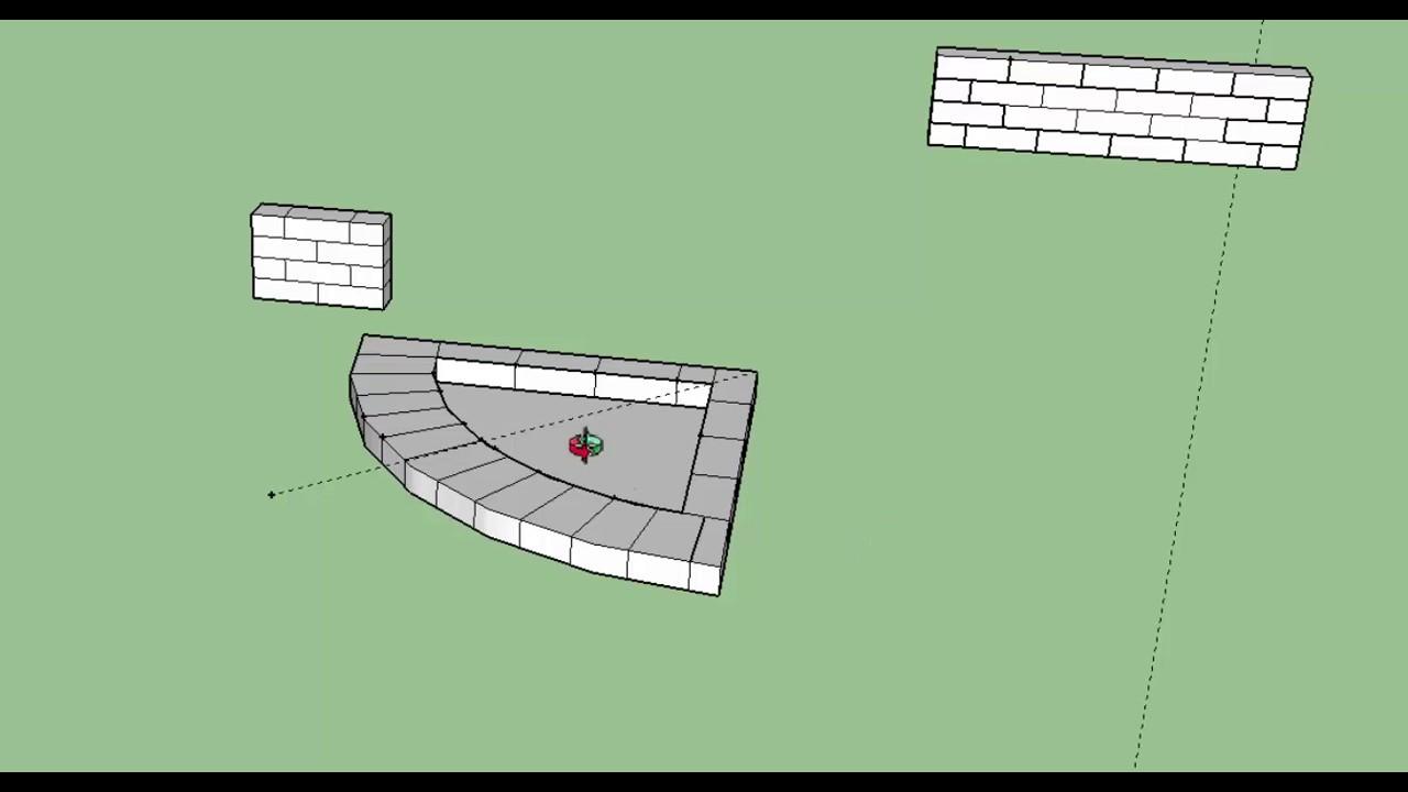 Construir un horno de le a dise o en 3d video 2 - Materiales para hacer un horno de lena ...