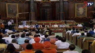 🔴LIVE: PM Shri Narendra Modi's address at Central Hall of Parliament : 25 May 2019 |STV