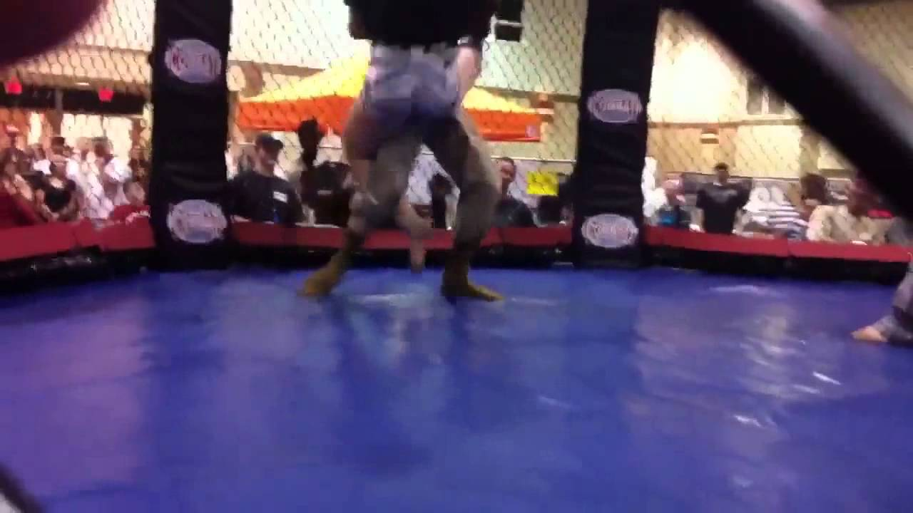 Marine Slams Pretty Bjj Girl And Still Gets Choked Out By -3939