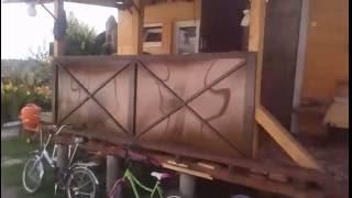 видео Крыльца и терраса
