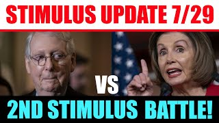 Stimulus Check Update   SSI SSDI Social Security Expat   2nd Stimulus Check   HEALS Act - HEROS Act