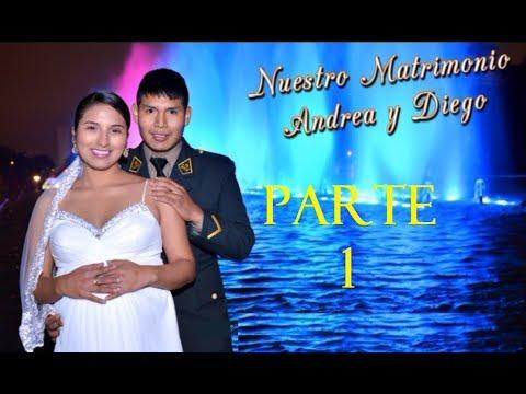 Matrimonio - Andrea & Diego (Parte 1)
