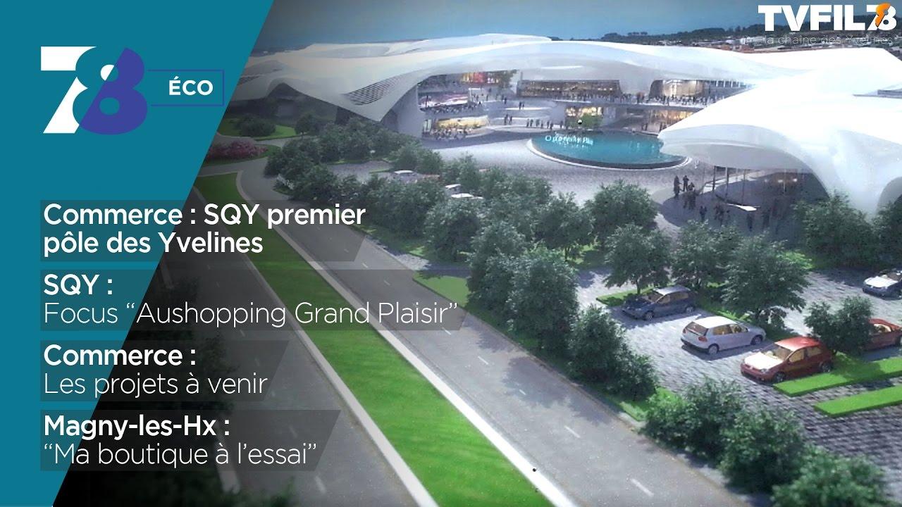 7/8 Eco – Commerce : SQY premier pôle des Yvelines