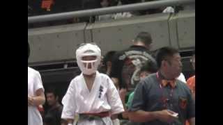 新極真会 カラテドリームカップ2011 福島支部参加選手のハイライト映像...