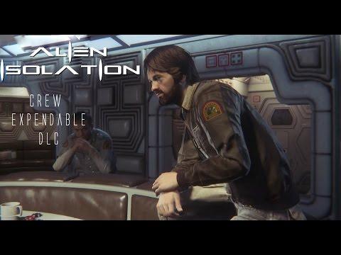 Alien isolation : Crew expendable DLC |