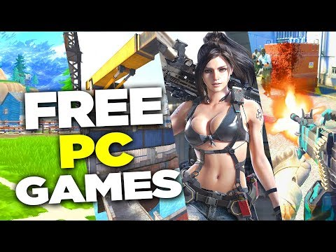 Let's talk about the Free to Play PC Games I played this year.
