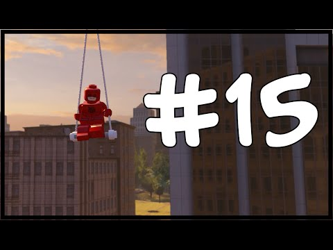 ATARLI ERGEN DEVIL DINOSAUR! - LEGO Marvel's Avengers Free Roam - Part 15(Türkçe Gameplay) HD
