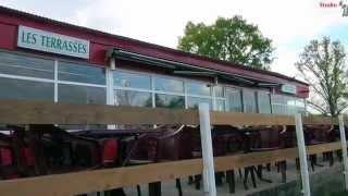 Ouverture du restaurant les Terrasses de l'Ile