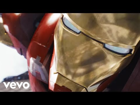 Soundgarden - Live to Rise (From Marvel's THE AVENGERS) - Official Video