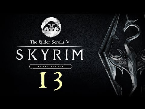 SKYRIM - Special Edition #13 : Torches Torches Everywhere!