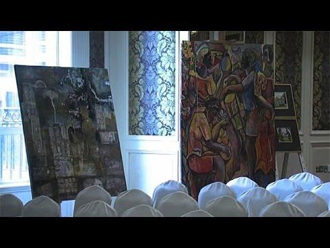 Nairobi's first modern art auction underway