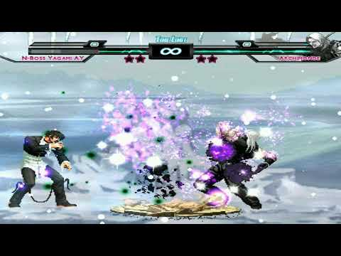 Boss Yagami AY VS. Archimonde (1P)