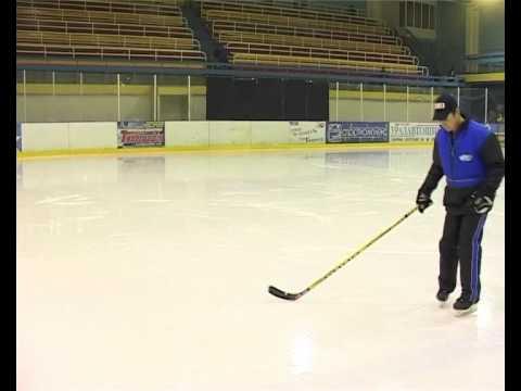 Видео как профессионально кататься на коньках. Урок 1