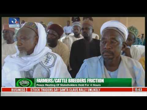 Ogun Farmers, Cattle Breeders Hold Peace Meeting