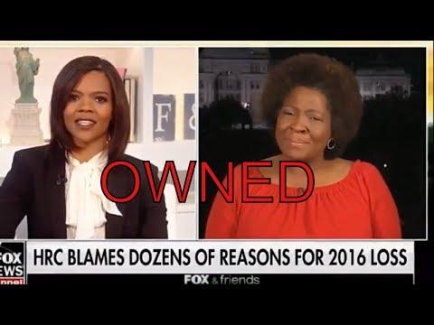 """Democrats have DECIMATED the Black Community"" Candace Owens Schools Democrat"