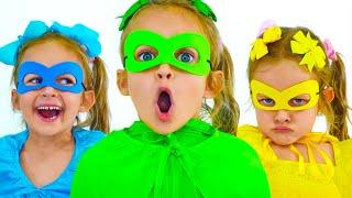 أفضل سلسلة قصص تربوية وأخلاقية للأطفال   أغنية البطل الخارق - أغنية الأطفال   Collection Kids Songs