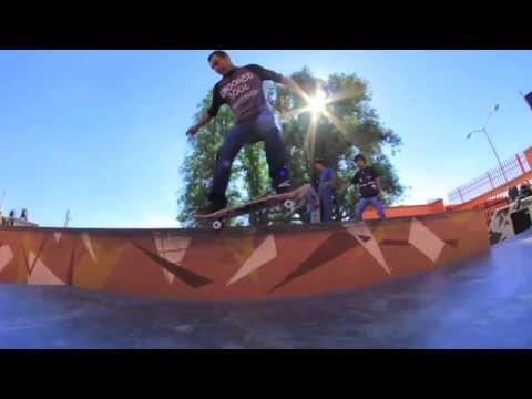 """Crooked Soul Skateshop En El Skatepark """"San Andrés"""" Mixquic"""