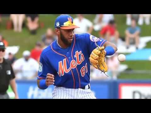 JRSportBrief: Hey Mets, call up Amed Rosario right now!