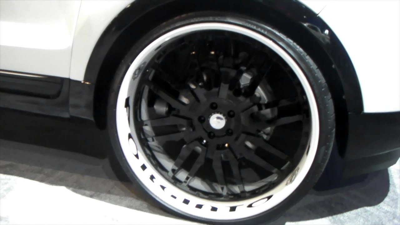 Dubsandtires Com 2013 Ford Explorer On 26 Forgiato