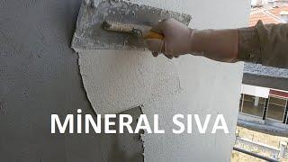 Mineral SIVA Nasıl Yapılır Video