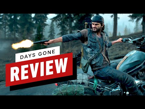 'Days Gone' Makes Smart Use of Unreal Engine 4 on PS4