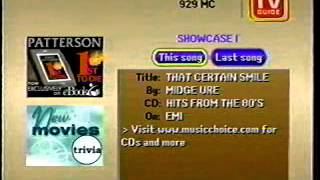 Music Choice channel 929 - around 1999 or 2000, part 3 of 3