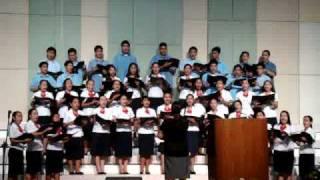 Is It Gonna Burn - DBS choir