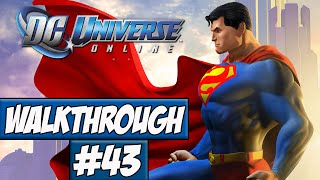 DC Universe Online Walkthrough Ep.43 w/Angel - Bruno!