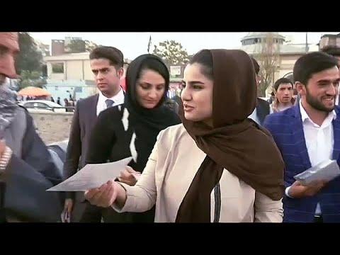 شاهد: 417 أفغانية مترشحة للانتخابات البرلمانية  - نشر قبل 55 دقيقة