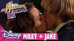 HANNAH MONTANA - Clip: Miley + Jake | Disney Channel App 📱