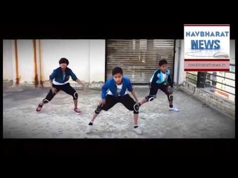 Dance awesome tapori style dance by kids   tai tai phiss performance